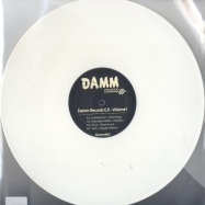 Front View : Various Artists - Volume 1 (Limited Coloured Vinyl) - Damm Records / Damm003