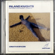 Front View : Inland Knights - CREATIVE SPACES (CD) - Drop Music /