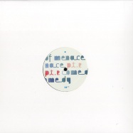 Front View : Terence Fixmer - COMEDY OF MENACE PT 2 (PHANTOMS / BRENDON MOELLER & NIEDERFLUR RMXS) - Electric Deluxe / EDLX013