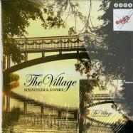 Front View : Schaeufler & Zovsky - THE VILLAGE (PREMIUM PACK INCL 12INCH AND CD) - 3000 GRAD 006premium