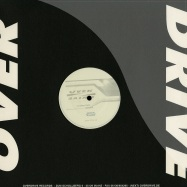Front View : Carsten Fietz - DAZZED EP - Overdrive / over153
