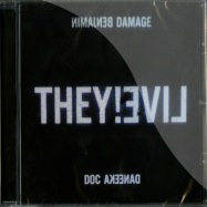 THEY!LIVE (CD)