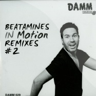 Front View : Beatamines - IN MOTION REMIXES 2 - Damm Records / Damm029