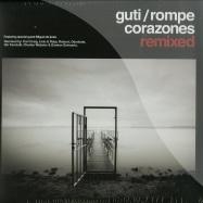 Front View : Guti - ROMPE CORAZONES REMIXED (CARL CRAIG / REBOOT / OSUNLADE)(2x12 INCH LP) - Rompecorazones / Defected / RC002