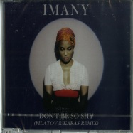 DONT BE SO SHY (2-TRACK-MAXI-CD)