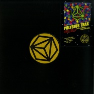 Front View : Posthuman / The Model - SPLIT PROJECT #2 - Polybius Trax / PT006