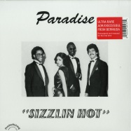 Front View : Paradise - SIZZLIN HOT (LP) - FREDERIKSBERG RECORDS / FRB 004