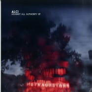 Front View : Alci - AGAINST ALL AUTHORITY EP - Sunday Breakfast Records / SBR002