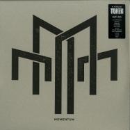 Front View : Various Artists - MOMENTUM (10 YEARS OF TOKEN) (3LP+CD) - TOKEN / TOKEN78LP