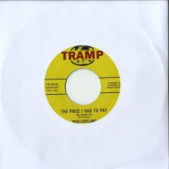 Front View : Dede Copeland - THE PRICE I HAD TO PAY (7 INCH) - Tramp / TR239