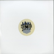 Front View : Various Artists - METRO JAXX VOL.1 - Balkan Vinyl / BV24