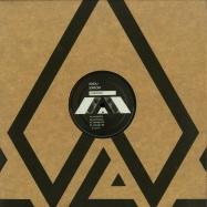 Front View : Andu Simion - USURPADORA (INCL. LIZZ REMIX) (VINYL ONLY) - Cueva Records / CUEVA002