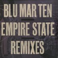 Front View : Blu Mar Ten - EMPIRE STATE REMIXES (2X12INCH) - Blu Mar Ten Music / BMTLP010