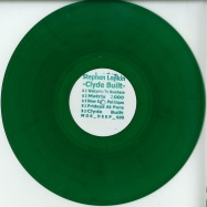 Front View : Stephen Lopkin - CLYDE BUILT (GREEN & RED VINYL, 2LP, LTD) - M>O>S Deep / mosdeep030coloured