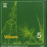 Front View : Rotla - WAVES - Mondo / Mondo009