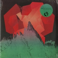 Front View : Mitch Von Arx - PYRAMIDS (LTD GREEN 2X12 LP + MP3) - Project Mooncircle / PMC167