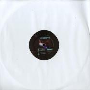 Front View : Joey Anderson / DJ Qu - NEUTRINO - Inimeg Recordings / INMR-007