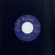 Front View : Shirley Wahls - WHY I AM CRYING (7 INCH) - Outta Sight / OSV185