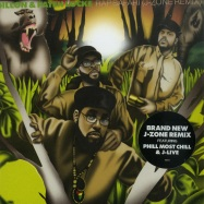 Front View : Dillon & Paten Locke - RAP SAFARI (7 INCH) - AE Productions / AE031