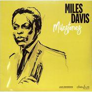 Front View : Miles Davis - MILESTONES (LP) - Dreyfus Jazz / 405053848398