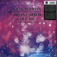 Front View : Greg Belsons Divine Disco - VOLUME TWO: OBSCURE GOSPEL DISCO 1979-1987 (2LP) - Cultures of Soul / COS 026LP
