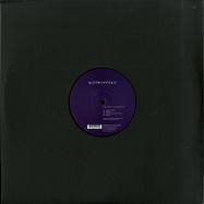 Front View : Greymatter - SANS ROUGE EP - Quintessentials / QUINTESSE67