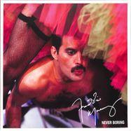 Front View : Freddie Mercury - NEVER BORING (LP + MP3) - Virgin / 7740430
