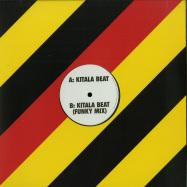 Front View : Tom Blip & Swordman Kitala - KITALA BEAT - Blip Discs / Blip008