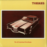 Front View : Various Artists - THE ALL AMERICAN POWERHOUSE (THEMES) (180 G VINYL) - BE WITH RECORDS / BEWITH073LP