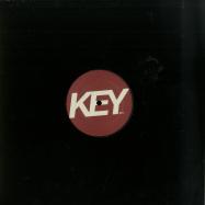Front View : Border One - KURTOSIS (VINYL ONLY) - Key Vinyl / KEY016
