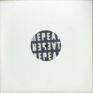 Front View : ILK - FOUR FREQS EP - Repeat Repeat Repeat / RRR006