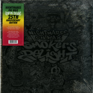 Front View : Nightmares On Wax - SMOKERS DELIGHT (LTD. 25TH ANNIVERSARY EDITION) (2LP + MP3) - Warp Records / WARPLP36RX