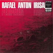 Front View : Rafael Anton Irisarri - PERIPETEIA (LTD RED LP) - Dais / DAIS150LPC / 00140034