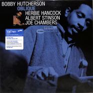 Front View : Bobby Hutcherson - OBLIQUE (TONE POET VINYL) (LP) - Blue Note / 0884051