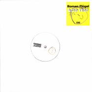 Front View : Roman Fluegel - ACID TEST (BLACK REPRESS) - Running Back Double Copy / RBDC06