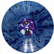 Front View : Computer Data - SEELE EP (BLUE MARBLED VINYL / REPRESS) - Lost Palms / PALMS029RP