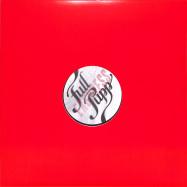Front View : Sgurvin - SGURVIN EP (PRINS THOMAS REMIXES) - Full Pupp / FPX009