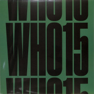 Front View : Unknown Artist - WH015 - Withhold / WITHHOLD015