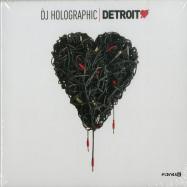 Front View : DJ Holographic - DETROIT LOVE 5 (CD) - Planet E / PEDL5CD / 05207312