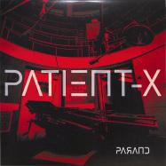 Front View : Parand - PATIENT-X (GREEN COLOURED VINYL) - SPECIMEN / SPEC022