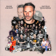 Front View : Mark Knight - UNTOLD BUSINESS (LP) - Toolroom Records / TOOL1042