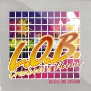 Front View : Lob - Crocketts Theme / Da Crocket - Nebula / NEBT072