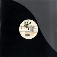 Front View : Larry Fives - LENTIL BLOCK EP - Drop Music / drm055