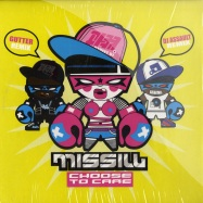 Front View : Missill - CHOSE TO CARE - REMIXES (by DJ ASSAULT & GUUTER) - Discograph / 6148906