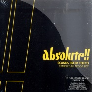 ABSOLUTE !! - SOUNDS FROM TOKYO (CD)