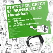 Front View : Etienne De Crecy At Monsieur Jo - HANUKKAH - Kitsune093