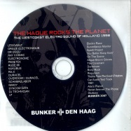 Front View : Bunker / Atlantik Wall - THE HAGUE ROCKS THE PLANET (CDR ALBUM) - Bunker 3087cd