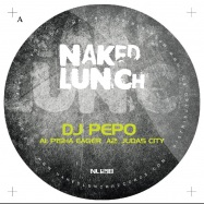 Front View : DJ Pepo / A.Paul & DJ Slot - SPLIT EP - Naked Lunch / NL1218