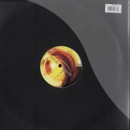 Front View : Honeydrop - INFLATABLE ARMCHAIR - Cabinet Records / cab18
