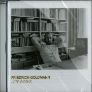 Front View : Friedrich Goldmann - LATE WORKS (CD) - Macro Recordings / Macrom24CD